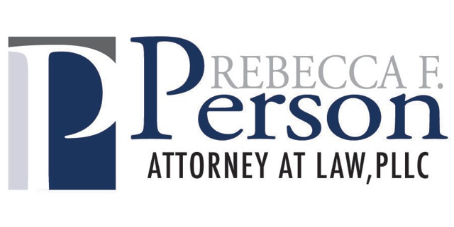 Rebecca Person Attorney At Law     Logo